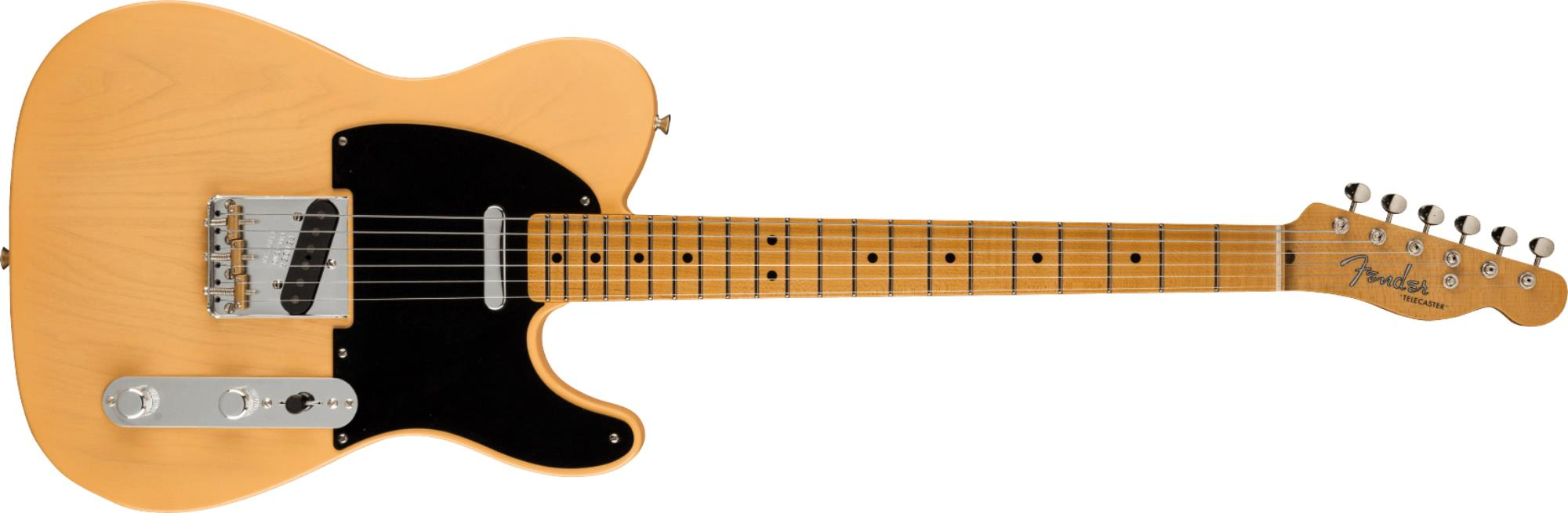 FENDER-Limited-Edition-51-Telecaster-Journeyman-Relic-Maple-Fingerboard-Aged-Nocaster-Blonde-sku-571005345