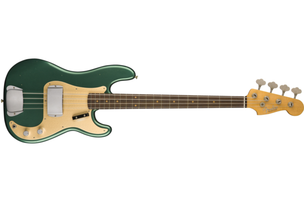 FENDER-1961-Precision-Bass-Relic-Rosewood-Fingerboard-Aged-Sherwood-Green-Metallic-sku-571005371