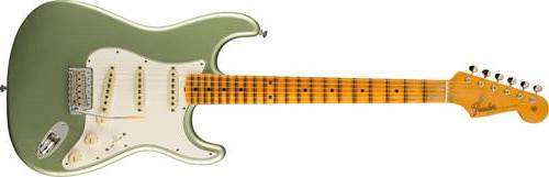 FENDER-Postmodern-Stratocaster-Journeyman-Relic-with-Closet-Classic-Hardware-Maple-Fingerboard-Faded-Aged-Sage-Green-Metallic-sku-571005414