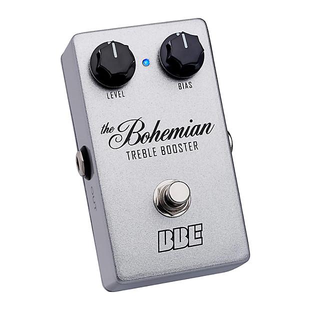 BBE BOHEMIAN - Pedalino per chitarra/basso Bohemian