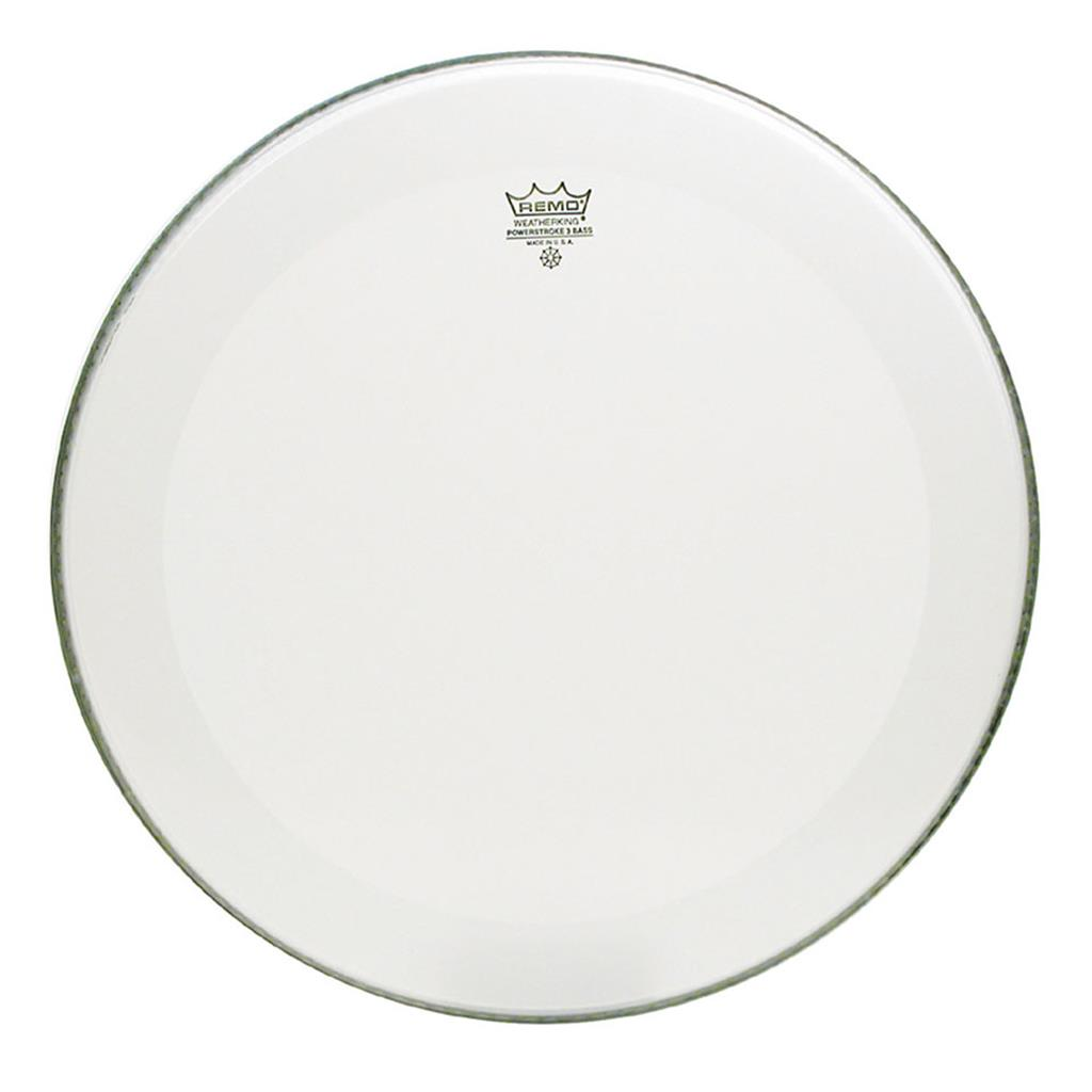REMO P3-1218-C1 - OWERSTROKE3 SMOOTH WHITE 18