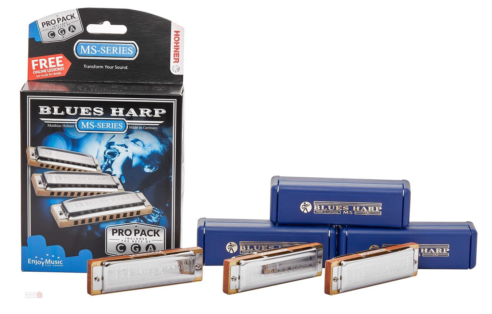 HOHNER-BLUES-HARP-PROPACK-C-G-A-MAJOR-sku-65298619164