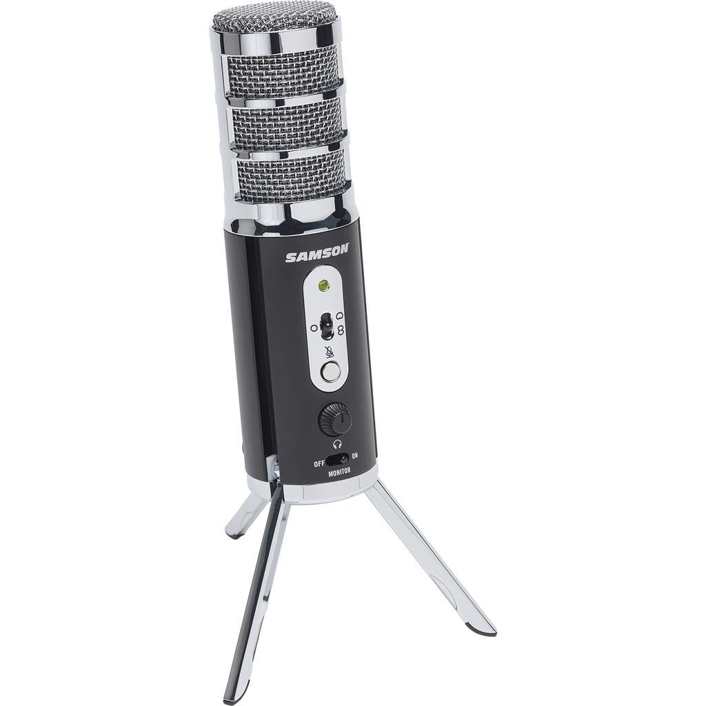 Samson Satellite - Microfono a condensatore USB