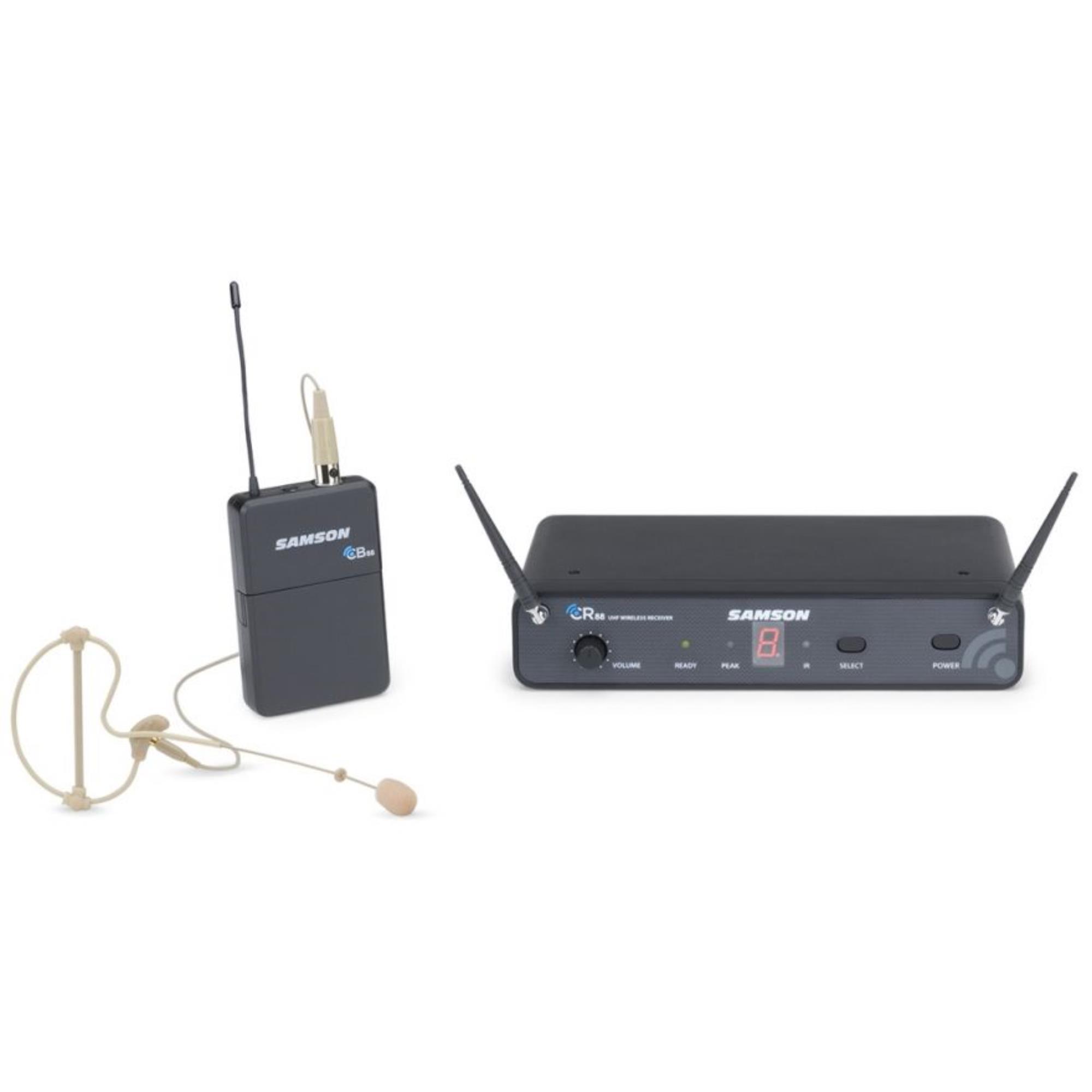 Samson-CONCERT-88-UHF-Earset-System-F-863-865-MHz-sku-7649290644086