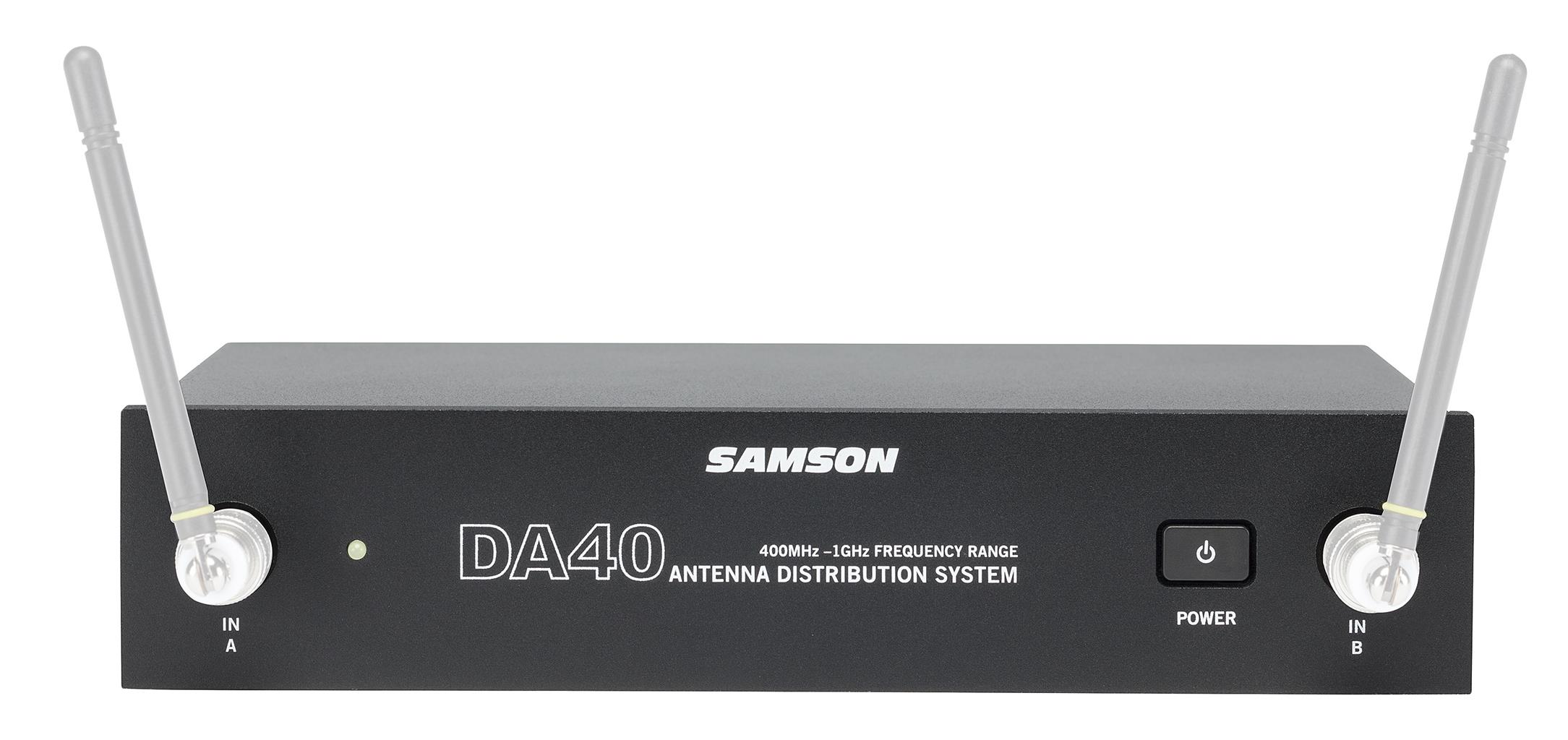 Samson DA40 - Antenna Distribution System