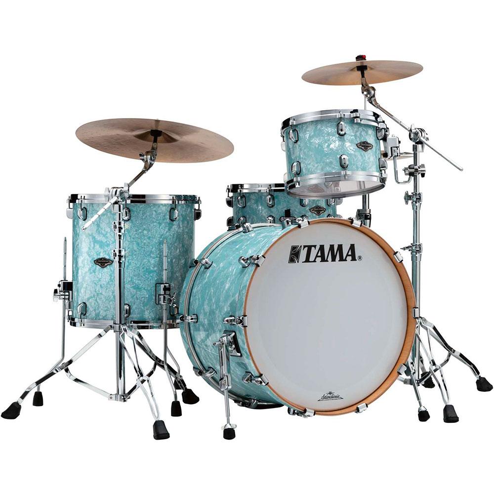 Tama StarClassic Performer B/B PR32RZS-IBP - shell kit - finitura Ice Blue Pearl