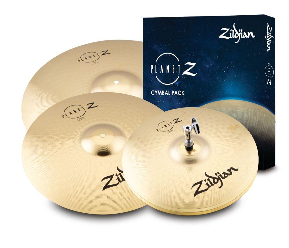 Zildjian-Cartone-4-Planet-Z-ZP4PK-ride-hi-hat-crash-sku-9022053217018