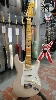 FENDER CUSTOM SHOP LTD 1955 RELIC STRATOCASTER MN DIRTY WHITE BLONDE 1510043899