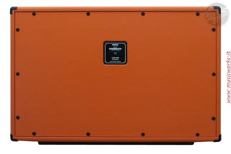 ORANGE PPC 212 CASSA CLOSED BACK
