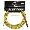 FENDER CUSTOM SHOP CABLE CAVO 15FT 4.5 TWEED - 0990820049
