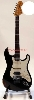 FENDER CUSTOM SHOP LTD1969 RELIC STRATOCASTER BLK OVER 3TS - 9235000103