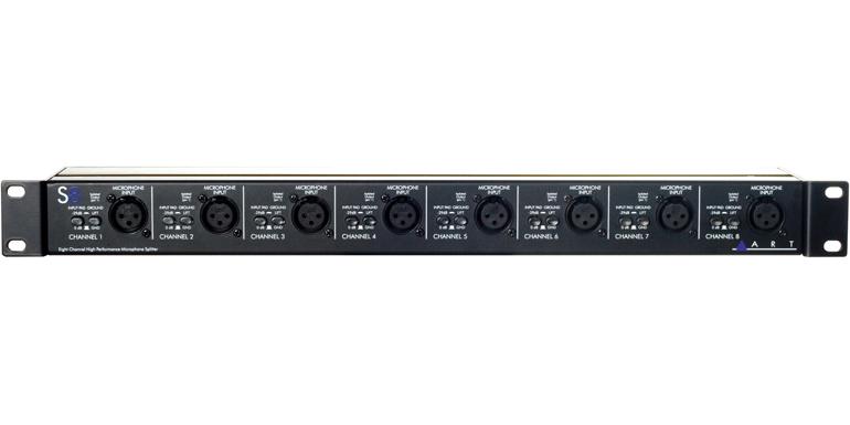 ART S8 - Voce - Audio Outboard ed Effetti - Processori di segnale