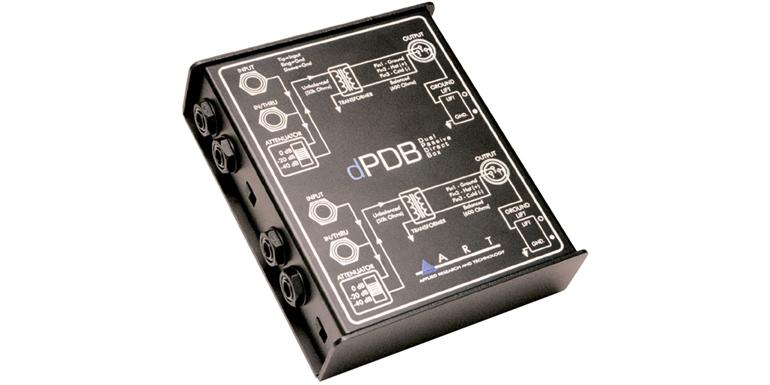 ART DPDB - Voce - Audio Outboard ed Effetti - DI box