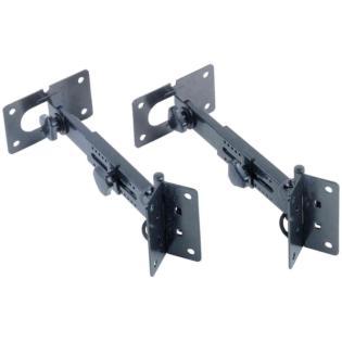 Karma SA 180 - Staffa per box a parete in coppia - Voce - Audio Accessori - Leggii e Altri Supporti