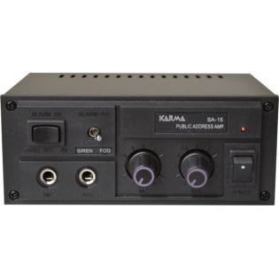 Karma SA 15 - Amplificatore da 15W - Voce - Audio Casse e Monitor - Finali di Potenza