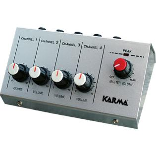 Karma MX 2004 - Mixer microfonico