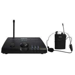 Karma SET 6170LAV-D - Radiomicrofono ad archetto VHF