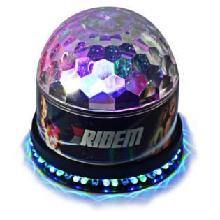 Karma CLB 6 - Effetto luce a led - 3 x 1W + 48 x 5mm