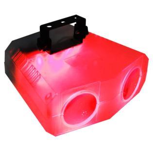 Karma DJ LED 242T - Effetto doppio moonflower trasparente - 114 x 5mm