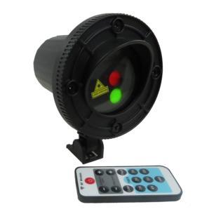 Karma GLASER 140 - Garden laser multicolore - Voce - Audio Luci - Laser