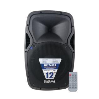 Karma BX 7412 A - Diffusore amplificato da 400W