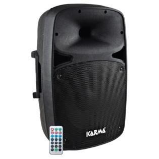 Karma BX 7408A - Box amplificato con USB