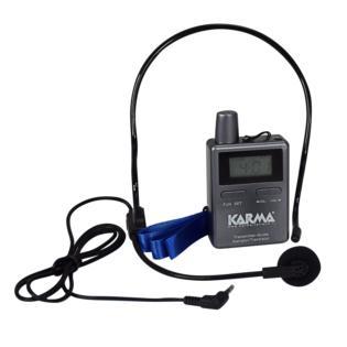 Karma TG 100TX - Trasmittente per visite guidate