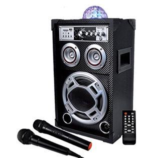 Karma SOUND MAGIC 300 - Diffusore con radiomicrofono 80W