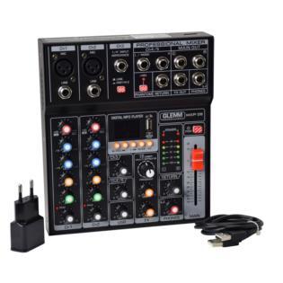 Karma MXP 05 - Mixer microfonico 5 canali