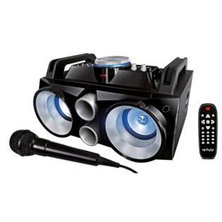 Karma NOMAD 300 - Box multimediale 300W PMPO - Voce - Audio Casse e Monitor - Diffusori Passivi