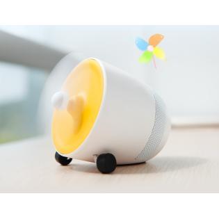 Karma RAU 0575-Y - Diffusore amplificato con ventilatore