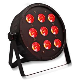 Karma LED PAR117 - Illuminatore a led 9 x 13W RGBW
