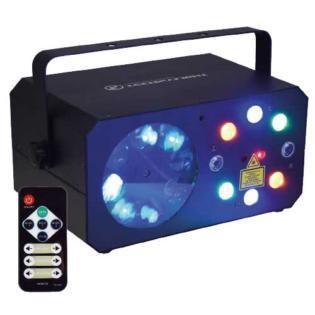Karma PARTYBOX LX3 - Effetto luce tripla funzione